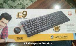 Lapcare Keyboard