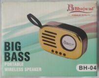 Big Bass Speaker